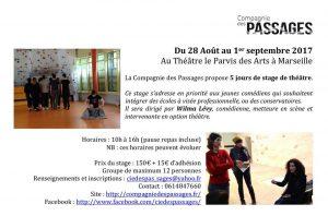 STAGE THÉÂTRE/ PARVIS DES ARTS