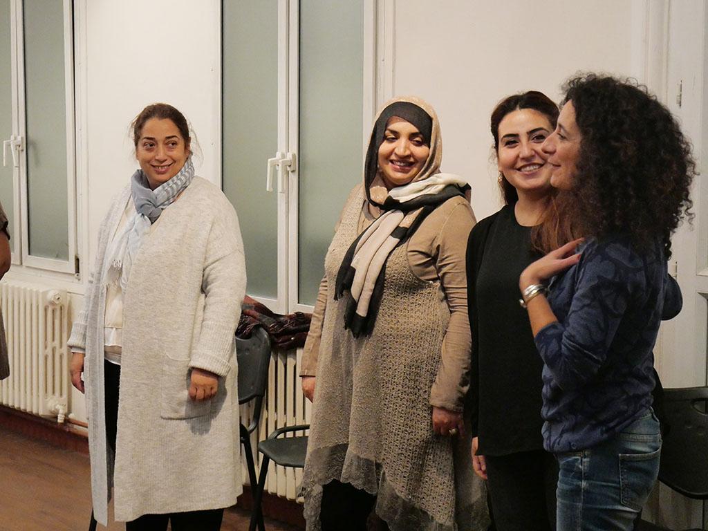 CULTURE - semaine des droits des femmes - theatre de la poudrerie - service culturel - 7 NOVEMBRE - MATTHP1035245